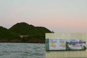 Thực hư chuyện khách du lịch không tham quan vịnh Lan Hạ (Cát Bà) vẫn phải mua vé