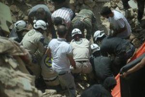 Biên giới Syria – Thổ Nhĩ Kỳ lại rúng động vì một vụ nổ làm 36 người chết