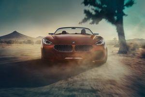 BMW Z4 2019 vừa lộ diện đã thu hút chú ý vì quá đẹp