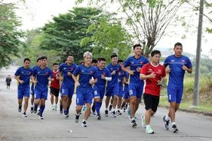 U23 Việt Nam vẫn chưa thể có buổi đầu tiên trên đất Indonesia