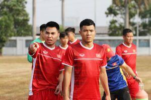 Olympic Việt Nam ra quân mặc áo đỏ, HLV Park Hang Seo quan tâm hiệu số phụ