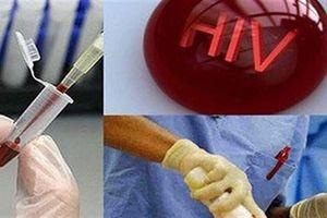 Nhiễm HIV nghi dùng chung kim tiêm: Bất ngờ về người tiêm