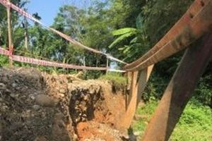 Sớm khắc phục tình trạng sạt lở tỉnh lộ 166 Yên Bái