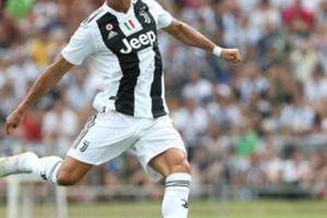 Chỉ mất 8 phút, Ronaldo có bàn thắng ở trận ra mắt Juventus