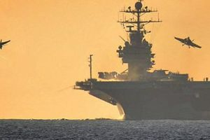 Hải quân Mỹ đang chuẩn bị đối đầu với Hải quân Nga