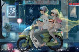 'Sài Gòn có mưa', một cách nhìn mới của giới trẻ