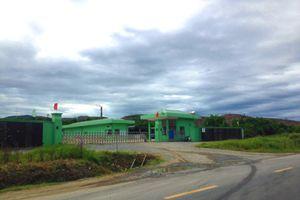 Người dân đã không còn chặn trước cổng nhà máy xử lý rác ở Hà Tĩnh