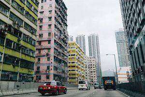 Khác lạ cuộc sống thường nhật ở Hong Kong