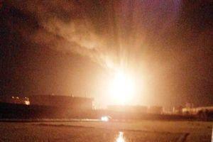 Bác thông tin cháy lớn tại nhà máy lọc hóa dầu 9 tỷ USD