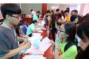Nhiều trường ĐH công lập xét tuyển bổ sung