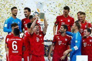 Lewandowski lập hattrick, Bayern Munich đoạt Siêu cúp thứ 6