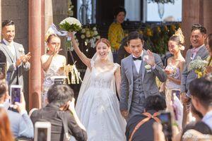 Trịnh Gia Dĩnh làm đám cưới triệu đô rước hoa hậu kém 22 tuổi