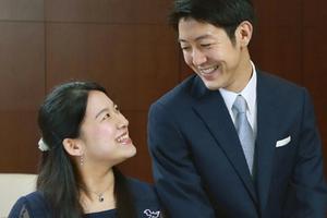 Thêm một quận chúa Nhật Bản kết hôn với thường dân