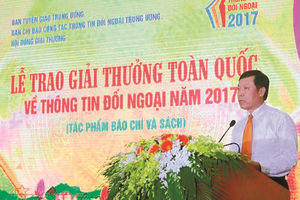 Ngoại giao Việt Nam với đẩy mạnh thông tin đối ngoại
