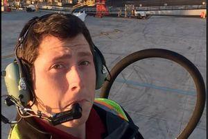 Vụ trộm máy bay: Can phạm là người thích phiêu lưu