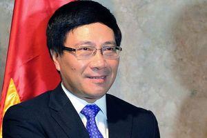 Phó Thủ tướng Phạm Bình Minh: Nhiều cơ hội chưa tận dụng hết