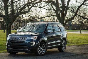 Ford chỉ duy trì 5 nền tảng khung gầm cho ôtô trong tương lai