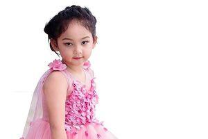 Con gái Top 10 Hoa hậu Việt Nam dự thi Engel Wish 2
