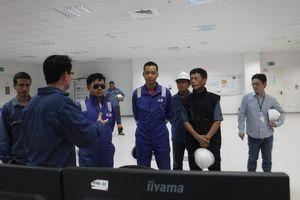 Tổng giám đốc PVEP kiểm tra dự án Bir Seba
