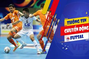 Thái Sơn Nam giành ngôi Á quân giải Futsal các CLB châu Á 2018