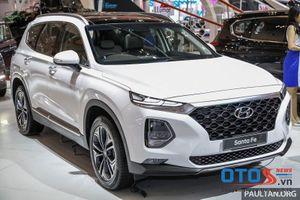 Hyundai SantaFe thế hệ mới 'cập bến' Đông Nam Á