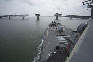 Lý do Tàu khu trục USS Carney của Hải quân Mỹ tiến vào Biển Đen