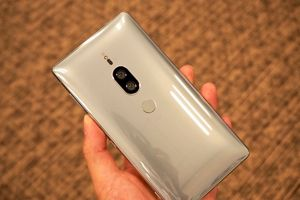 Sony Xperia XZ2 Premium được cập nhật chụp xóa phông và đen trắng