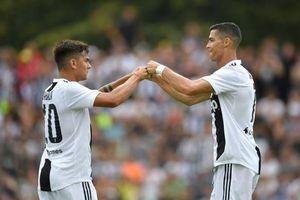Ronaldo mất 8 phút để ghi bàn thắng đầu tiên, mở đầu tương lai đầy hứa hẹn tại Series A