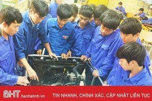 Hà Tĩnh đào tạo nghề cho hơn 13 nghìn lượt người