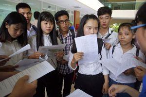Nhiều trường ĐH tại TP.HCM xét tuyển bổ sung