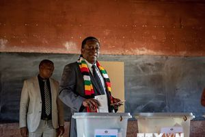 EU rút 40 quan sát viên sau cuộc bầu cử gây tranh cãi ở Zimbabwe