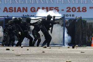 ASIAD 2018: Cảnh sát Indonesia triển khai lực lượng tại Palembang