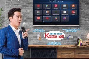 Tivi Việt có khả năng nhận biết giọng nói 3 miền