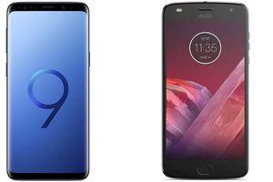 So sánh Moto Z3 và Samsung Galaxy S9: flagship nào đáng đồng tiền bát gạo hơn?