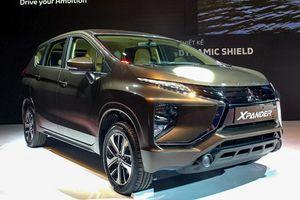 Soi chi tiết Mitsubishi Xpander - xe hưởng thuế nhập khẩu 0% về Việt Nam