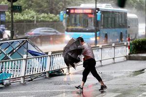 Trung Quốc sơ tán 200.000 người khi bão Yagi tấn công bờ biển phía Đông