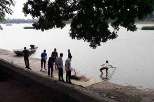 Hà Nội: Phát hiện thi thể người phụ nữ dưới hồ Linh Đàm