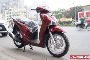 Giá Honda SH tháng cô hồn: Giảm 'sốc' đến 10 triệu đồng