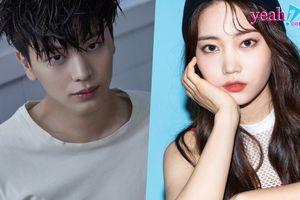 Tiếp tục là 'gà' Cube: Sungjae (BTOB) và JooEun (DIA) bí mật hẹn hò được 7 tháng?