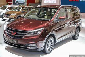 'Soi' xe liên doanh Mỹ - Trung giá rẻ Wuling Cortez chỉ 350 triệu