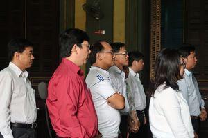 Cựu tổng giám đốc Ngân hàng Nam Việt không thừa nhận sai phạm