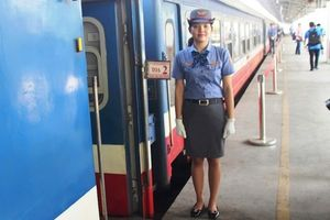 Ngành Đường sắt chạy thêm 30 chuyến tàu dịp lễ 2-9