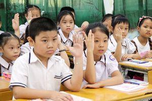 Hà Nội: Tập trung giải quyết tình trạng quá tải ở cấp tiểu học
