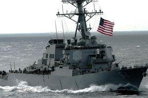 Giữa lúc căng thẳng với Nga, Hải quân Mỹ lại điều chiến hạm tới Biển Đen