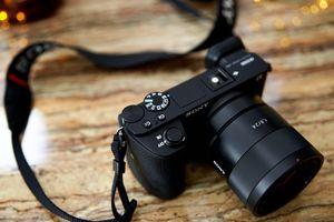 Máy ảnh Sony A6700 ra mắt trong tháng 9