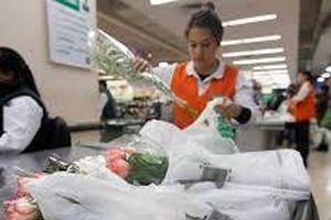 Chile phạt nặng việc tiêu thụ túi nilon