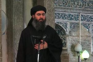 Ông trùm IS trúng không kích 'nằm liệt giường', nội bộ lục đục