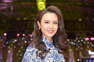 Hoa khôi ĐH Ngoại thương từng nặng 90 kg thi Hoa hậu Việt Nam 2018