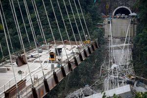 Sập đường cao tốc ở Italy, 35 người thiệt mạng