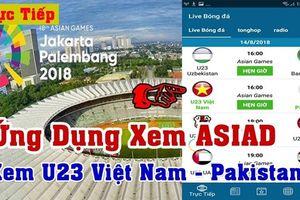 Không có bản quyền, người hâm mộ Việt Nam xem bóng đá ASIAD ở đâu?